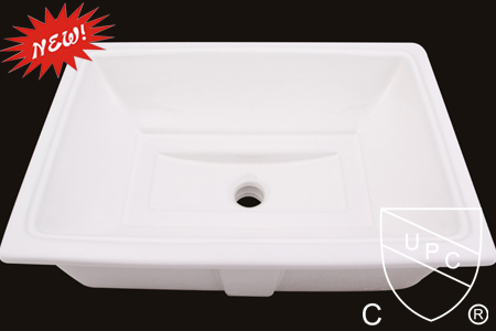 Custom Porcelain Sink