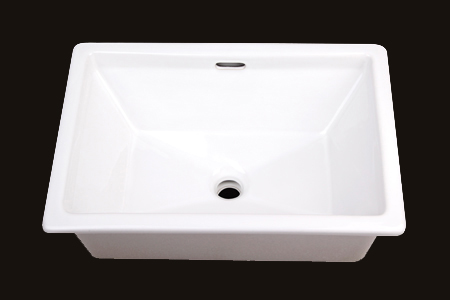 Custom Topmount Sink