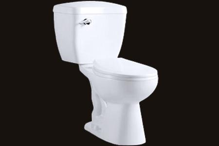 Two Piece Ceramic WC