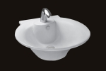 Porcelain Bathroom Vessel Sink