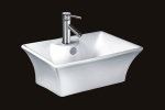 Over Cabinet Wash Basin