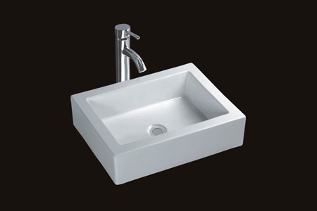 Easy Clean Wash Basin