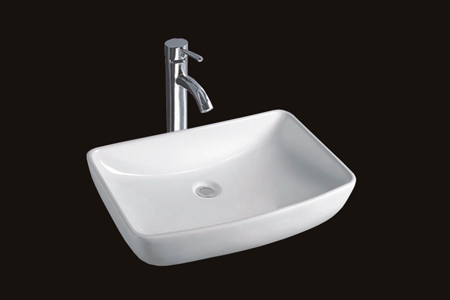 Wash Basin With Drain