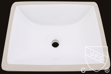 Bathroom Rectangular Sink