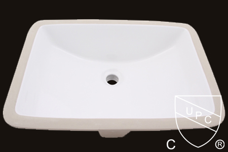 Under Mount Ceramic Basin